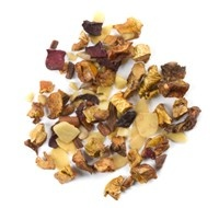 FOREVER NUTS from DavidsTea--Soooo delicious. I went through a small bag so quickly and ran back for a big tin.