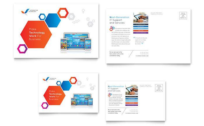 Free Postcard Templates | Download Postcard Designs