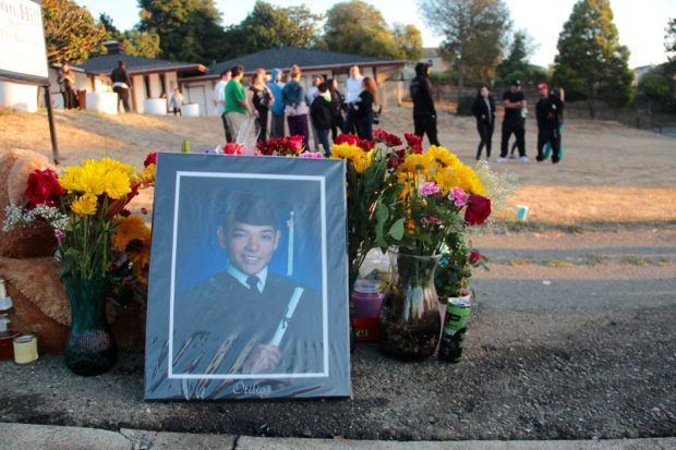 Community mourns victims of two shootings just blocks apart | Richmond Confidential