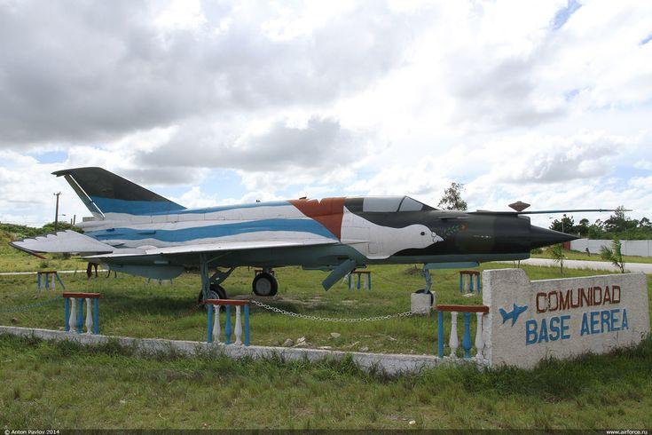 Санта-Клара, МиГ-21бис