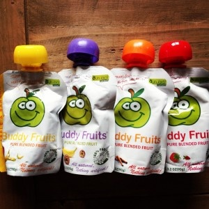 Buddy Fruits | easy and nutritious snacks for babies and toddlers on the go