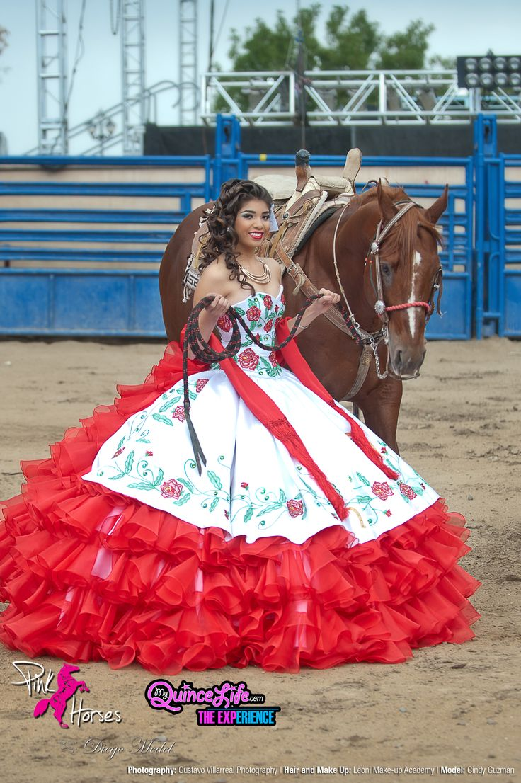 Charo style quinceanera dress # 008040837