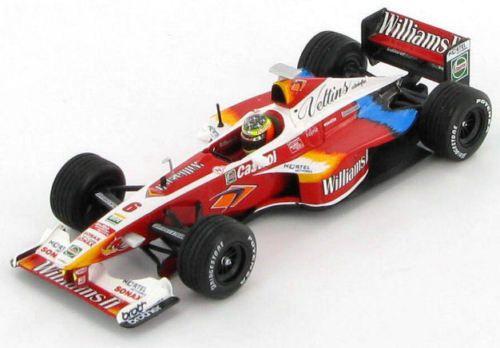 Williams-Supertec-FW21-Ralf-Schumacher-1999-1-43-Minichamps