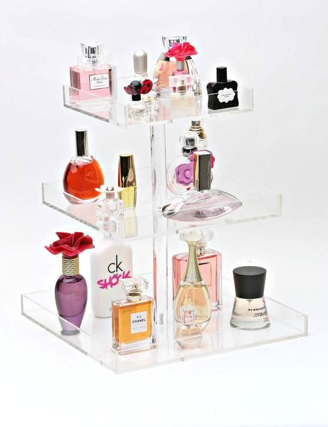store beauty products tier