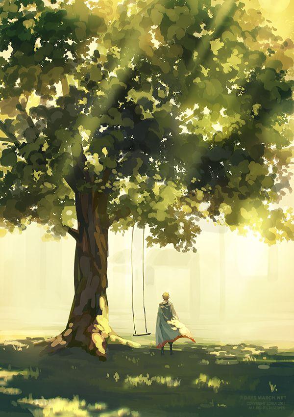 Naruto Uzumaki. The past, present, and all those to come.