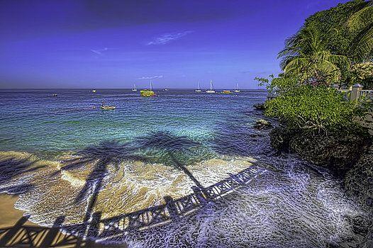 Nadia Sanowar - Store Bay Tobago, The Caribbean