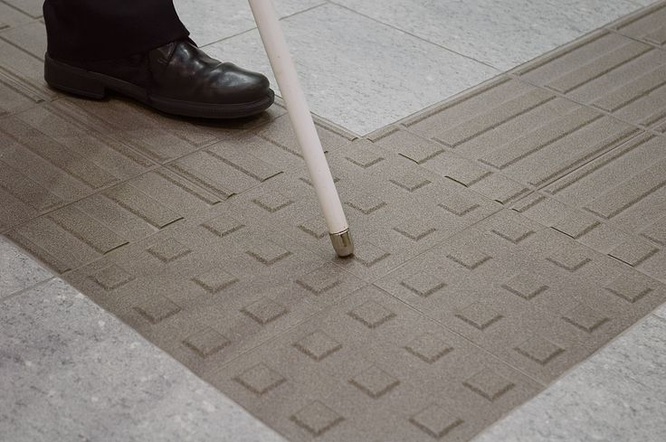 Tactiliis collection - specialist tactile paving surfaces designed to assist…
