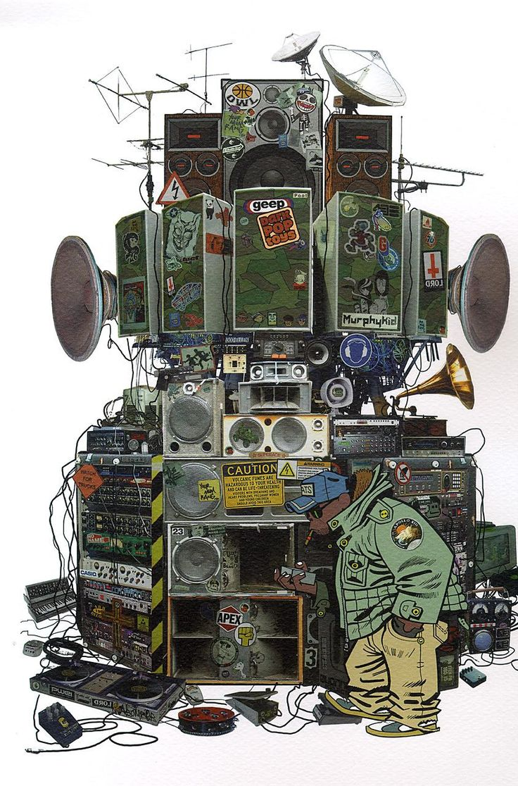 Gorillaz Sound System、1時間のミックス音源「Spring In Your Step Mix」を公開