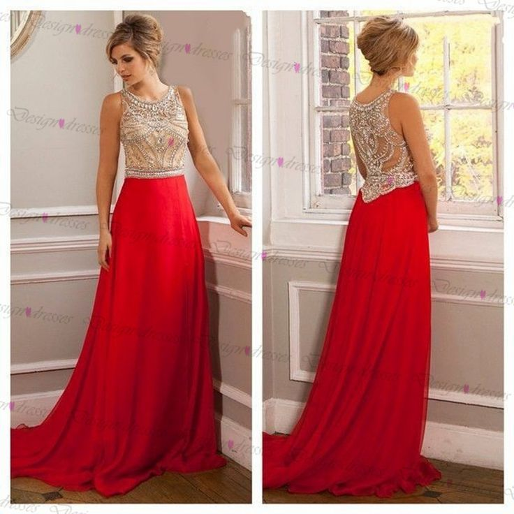 Chiffon Prom Dress Extra Long Train – Fashion dresses