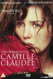 Fascinating...the relationship between Rodin and his lover/protege. Isabelle Adjani is stunning, remarkable as Camille - a talented sculptor in her own right.