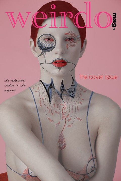 The Cover Issue. Weirdo-mag Magazines debut issue will give you the chance at 1 of 20 cover treatments  showcasing your best work. Submit now at https://almightypublishinggroup.submittable.com/Submit    #fashion #art #photography #stylist #hair #makeup #illustrator