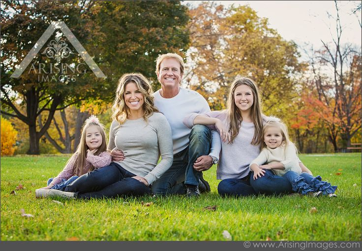 Adorable Fall Family Photography Session
