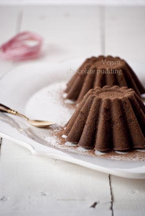 Vegan chocolate pudding (provati! 7/10 provare a mettere 5 cucchiaini di cacao)
