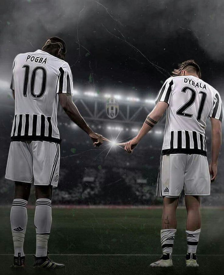 Pogba and Dibala