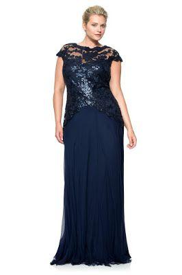 b8037fa51 Vestidos de madrina de boda tallas grandes