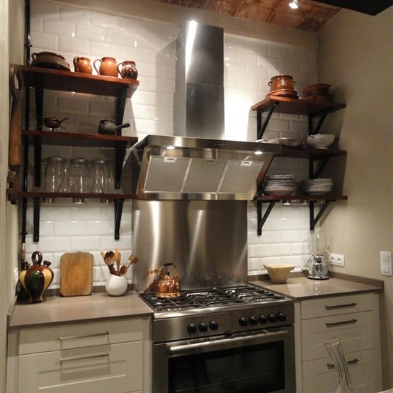 ... Butcher block countertops, Walnut countertop and Cuisine ikea
