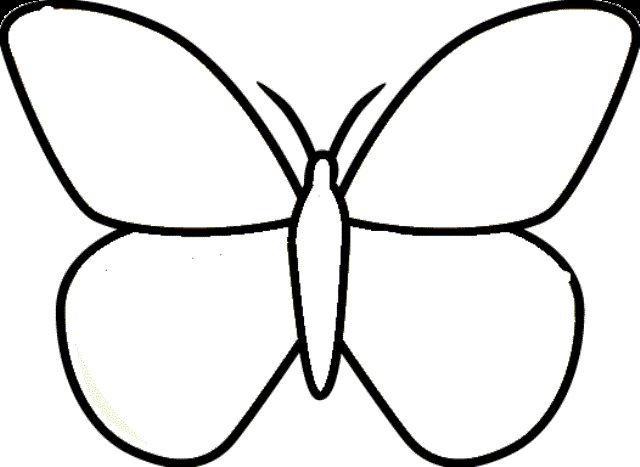 25 Best Ideas about Printable Butterfly on Pinterest  3d paper