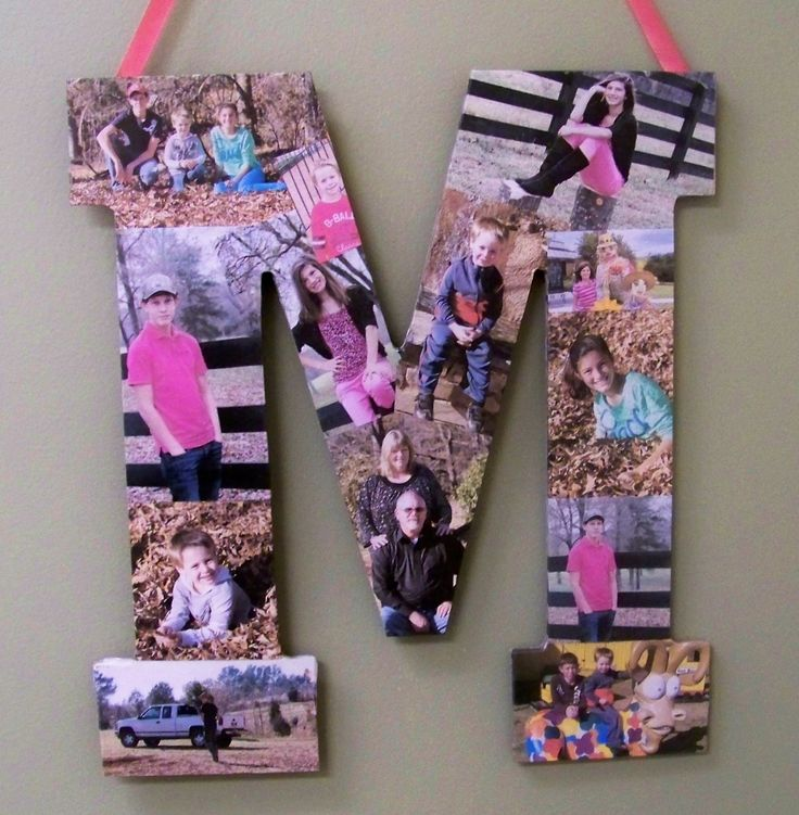 cute collage of photos on the letter m margie hattaway