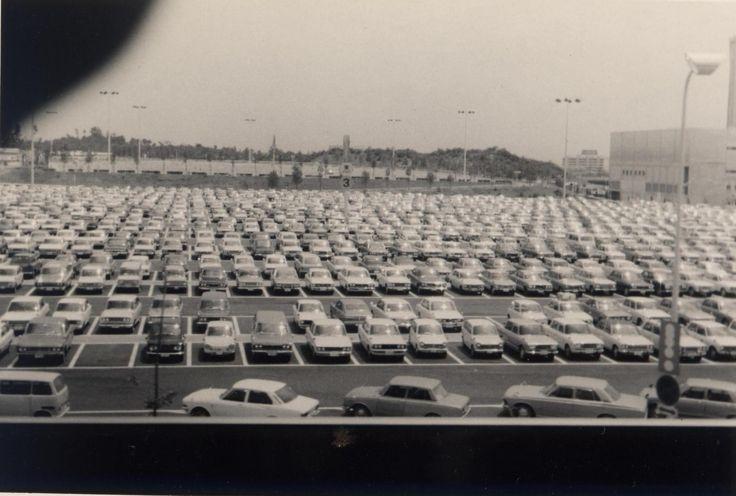 大阪万博 駐車場