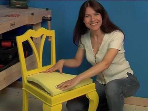 Restauro di una sedia - Fai da te facile - Puntata 1.1