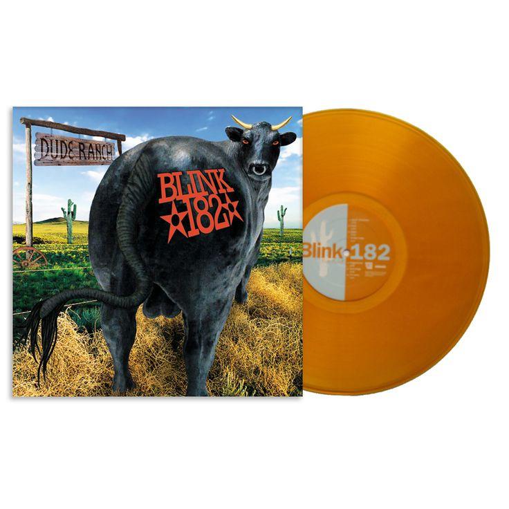 Lazy Labrador Records - Blink 182 · Dude Ranch · LP · Clear Orange, $94.99 (http://lazylabradorrecords.com/blink-182-dude-ranch-lp-clear-orange/)