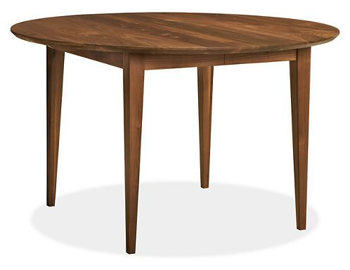 Adams Round Extension Tables - Tables - Dining - Room & Board