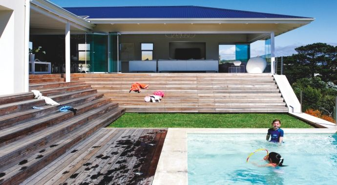 249 Best Outdoor Spaces Images On Pinterest Pools Decks And Garden Ideas