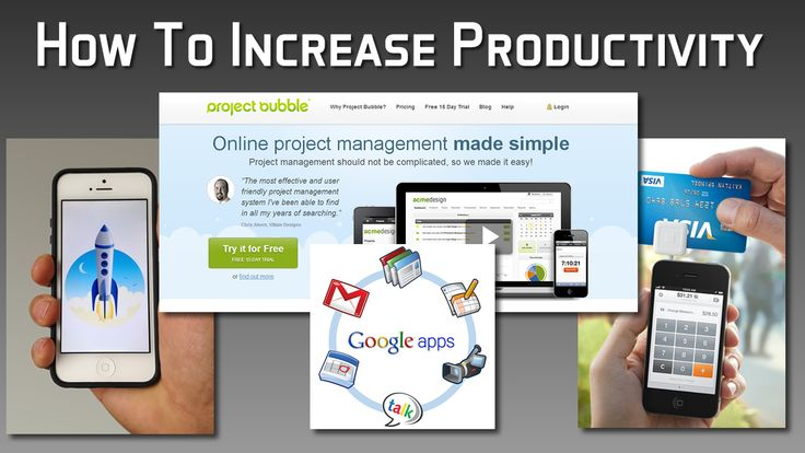 How to increase productivity for your small business || Sonic Interactive Solutions