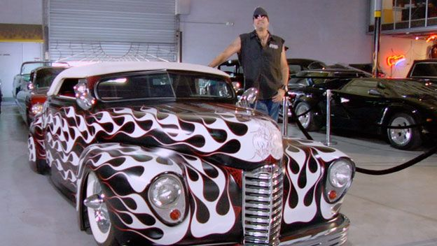Counting Cars - just discovered this....and getting addicted.