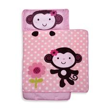 Blanket and pillow nap mat. . . .LOVE! Jayden needs this for her nap mat for preschool!