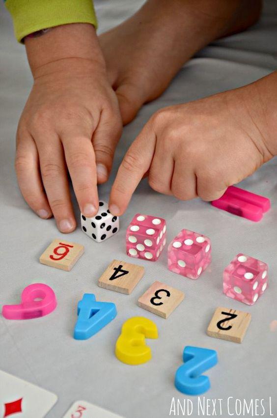 Inšpirácie na učenie matematiky pre najmenších