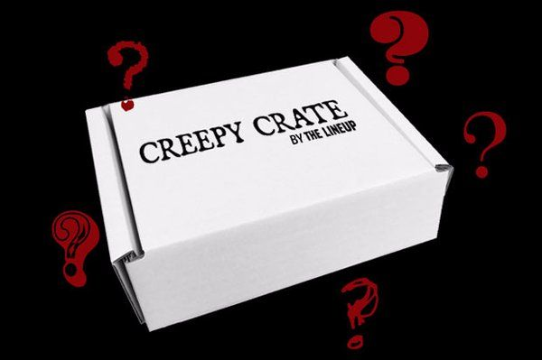 The Lineup's Creepy Crate