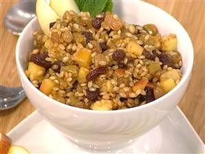 Mark Bittman's breakfast pilaf, spiked guacamole, more. VB6 recipes from a Today Show appearance.