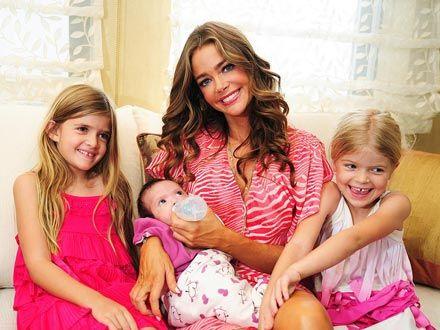 Meet Denise Richards's New Daughter, EloiseJoni!  Adopted daughter born June 2011
