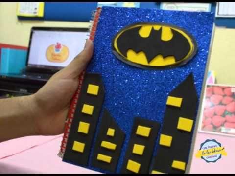 DYI | 5 ideas para decorar tus libretas en este regreso a clases | El color de tus Ideas Creativas - YouTube