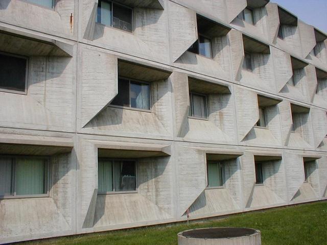 St Johns University - Marcel Breuer - Minnesota by ijnicholas, via Flickr