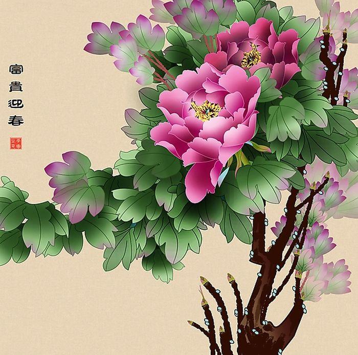 Earthbeauty: Пионы Китая. Лоян...