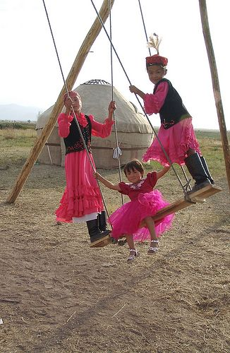 Children of Kyrgyzstan