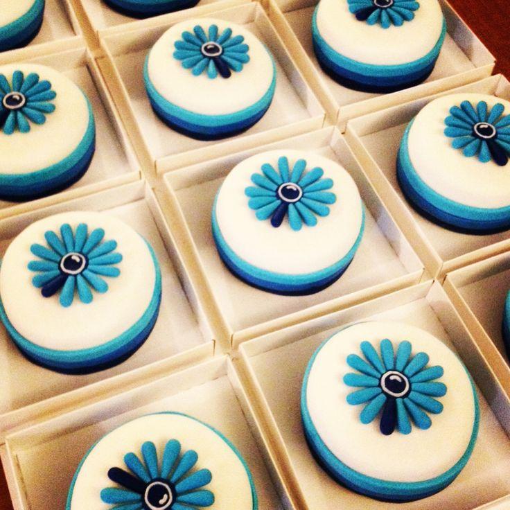 mini bolo para a Unilever (parceria feito confeito) #cake #unilever