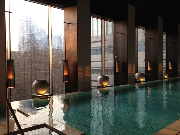 CLICK if you would LOVE to see more tips, tools and resources on creating a memorable experience with the best in #spa & #salon #design. The Puli Hotel And Spa China