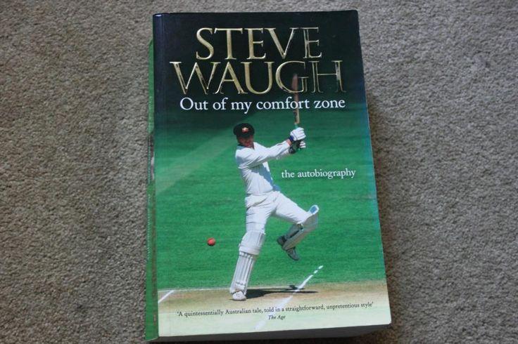 Steve Waugh Autobiography