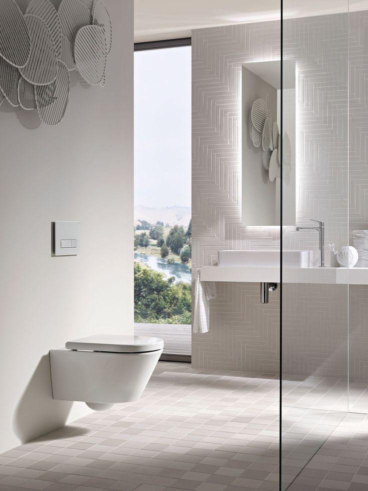Banyoda maksimum hijyen sağlamak ve kötü kokuların önüne geçmek için Geberit DuoFresh'i özel teknolojiyle geliştirdik.