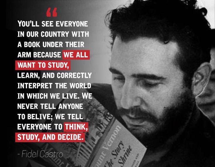 Happy 90th Birthday Fidel Castro, CIA Survivor, anti-imperialist, leader of the revolution