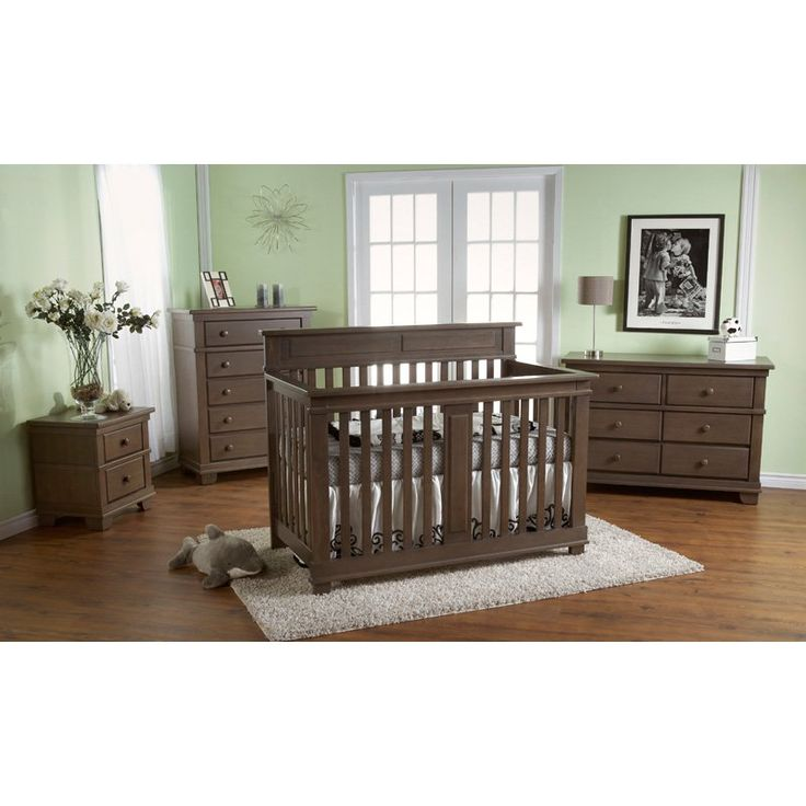 Pali Designs Torino 4 In 1 Convertible Crib Collection   Classic And  Beautiful, With A Touch Of Mid Century Modern Influence, The Pali Designs  Torino Crib ...