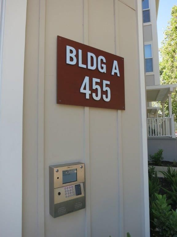 49 best madera apartments exterior interior signage install images on pinterest design for Exterior office signs
