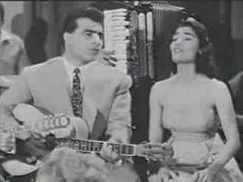 ~~~ Oldie but a goody. I love listening to these old songs. They were happy times we all spent together Mom,Dad and me. xox    Stelios Kazantzidis & Marinella - Ziguala