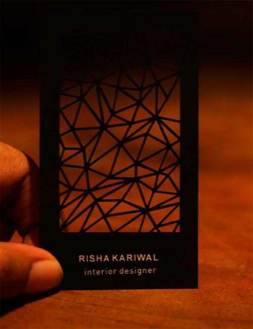 9 best laser cutting business card printing images on pinterest currently browsing risha kariwal business cards for your design inspiration colourmoves