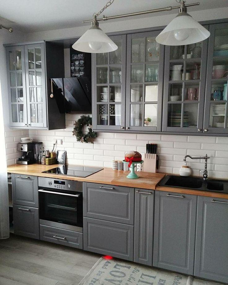 10 designs parfaits pour votre petite cuisine # robinets de cuisine # kitchenlighting # kitche