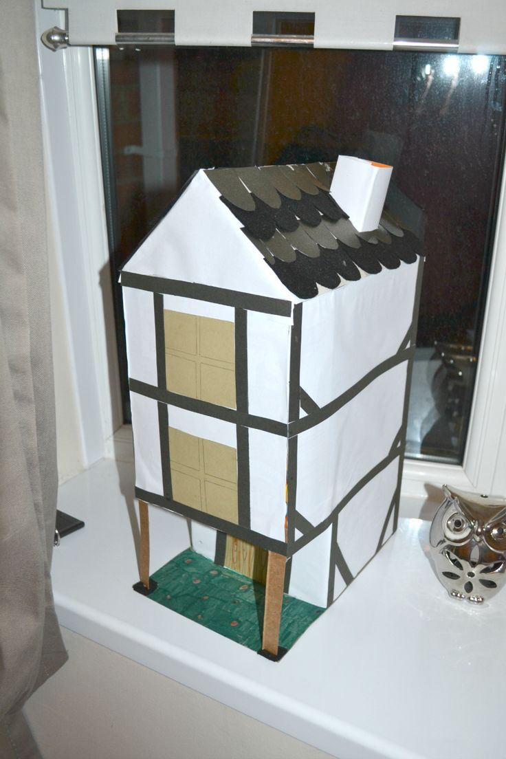 Make tudor house school project
