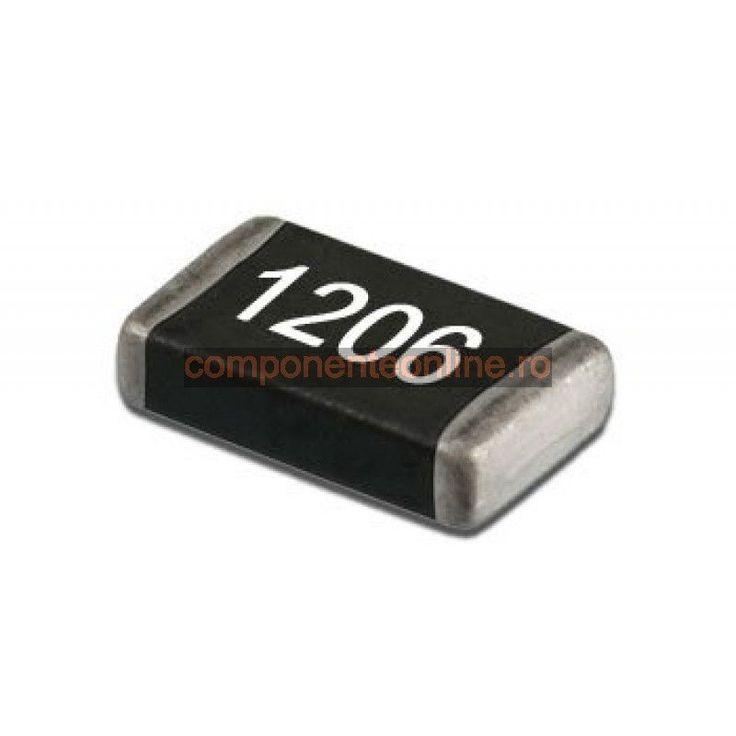 Rezistenta 62K, SMD 1206, 0,25W, cu pelicula metalica - 329626